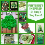 St. Patrick's Day Crafts & Recipes: Pinterest Inspired Fun!!