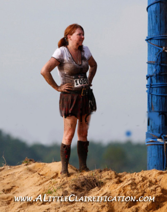 I Used to Be Awesome w/ ALittleClaireification.com #awesome #mudrun #jonacuff