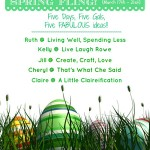 St. Patrick's Day Bunting Pillow: Guest Blogging @ DebbieDoos!