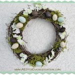 Spring Fling: Easter Wreath & Pier 1 Knock-Off {Day #5}