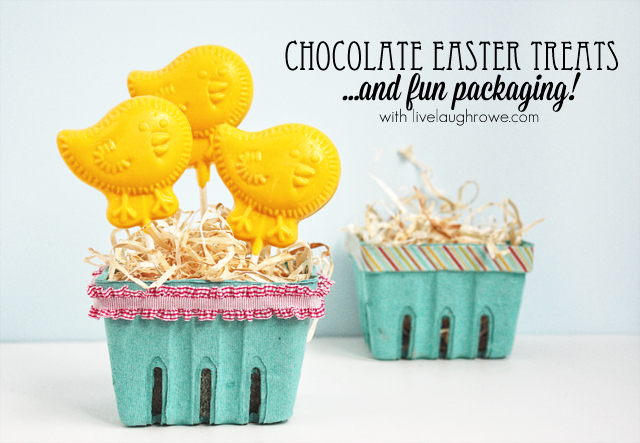 Spring Fling with ALittleClaireification.com #Easter #Crafts #Spring #Chocolate