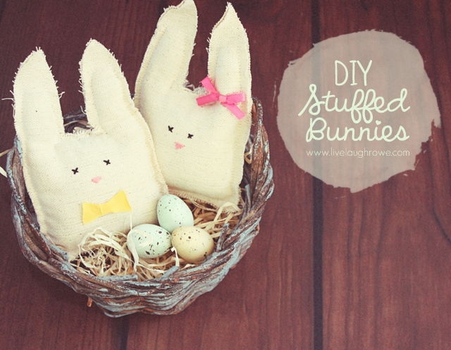 Fun Spring Craft Ideas with A LittleClaireification.com #easter #crafts #spring