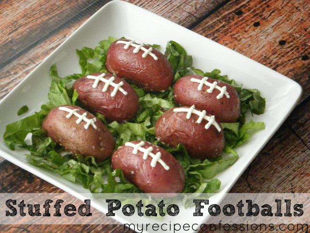 Superbowl Recipe Ideas & More at ALittleClaireification.com #linky #party #recipes #ideas #crafts #DIY
