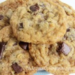 The Best Toffee Chocolate Chunk Cookies {Ever}