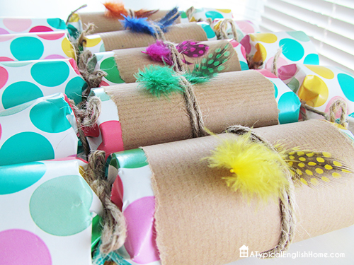 DIY Easter Crackers