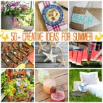 All Things Creative: The Summer Kick-Off Edition