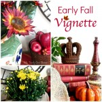 An Early Fall Vignette | Ms. Toody Goo Shoes