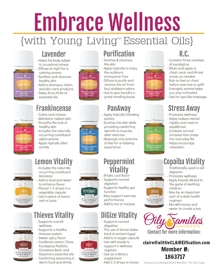 Using Essential Oils & Where To Buy Them - A Little