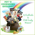 Fifteen Fabulous Cookbooks Giveaway