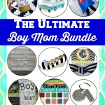 Boy Mom Madness Giveaway & Link Party