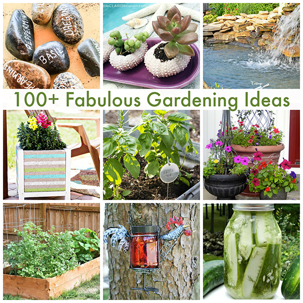 All Things Gardening - 100+ Beautiful Ideas
