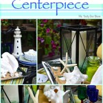 DIY Beach Centerpiece