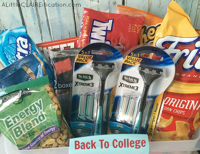 Back To College Care Package 3