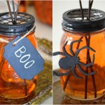 DIY Pumpkin Spice Diffuser | Halloween In A Jar