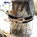 Personal Favor Coupons | Gifts In A Jar