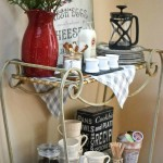 How To Create A Beverage Bar