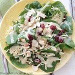 Spinach Pow Salad – My Favorite Super Foods