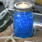 Water Bead Lanterns