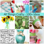 All Things Crafty | 100+ Fabulous Ideas