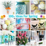 100+ Ideas For Spring | All Things Creative – Spring Edition 2