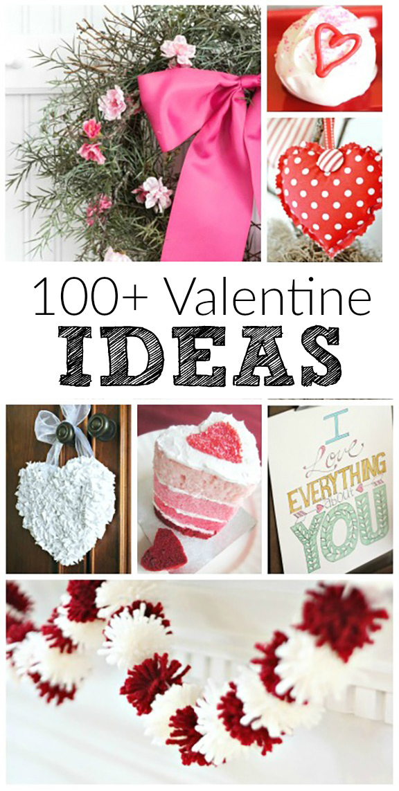 100+ Valentine Ideas All Things Creative 2016