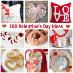 100+ Valentine's Day Ideas | All Things Creative
