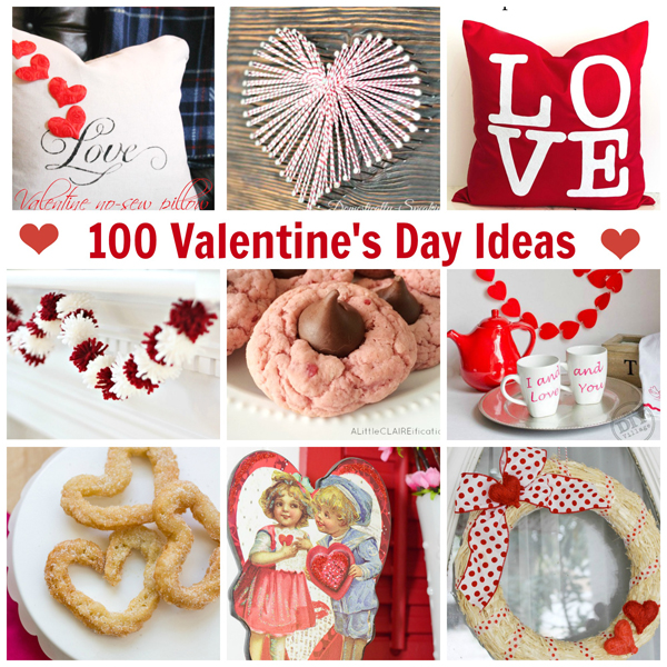100+ valentine's day ideas | all things creative - a little, Ideas