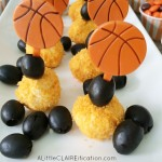 Mini Cheese Ball Appetizers | Game Day Snacks