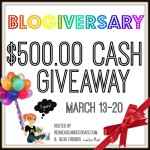 Redhead Turns THREE! | $500 Cash Giveaway