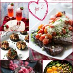 A Romantic Dinner For Two | 50 Valentine Recipe Ideas