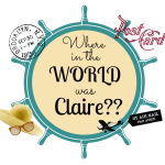 Where In The World Was Claire?? | Our Summer Vacation + Giveaway