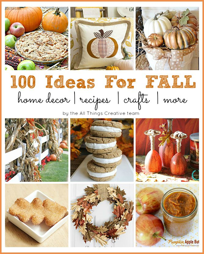 creative fall ideas all things fall the 2015 collection a little claireification