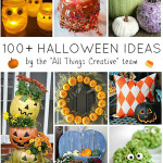 100+ Halloween Ideas – All Things Creative