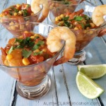 Warm Shrimp Ceviche Veracruz
