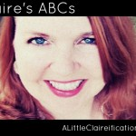 The ABCs of Me | A Little More About Claire