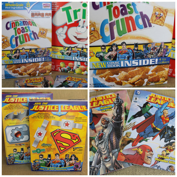 Big G Cereals #Superheroing #CerealHeroes