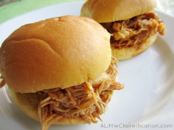 BBQ Chicken Sliders #recipe #grilling