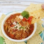 Chilaquiles Mexican Crockpot Chicken Soup Recipe