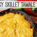 One Skillet Mexican Tamale Pie Recipe