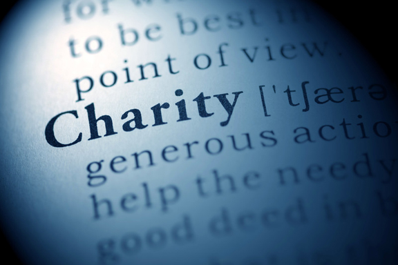 I Gave At The Office On Charitable Giving amp Donor