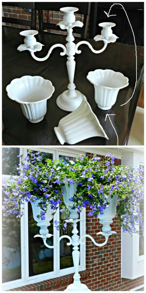 DIY-Candelabra-Planter