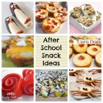 21 Awesome After School Snacks | $400 Back To School Giveaway