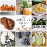All Things Creative:  The Halloween Edition