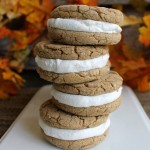 Autumn Spice Cake Whoopie Pies | A Delicious Fall Recipe