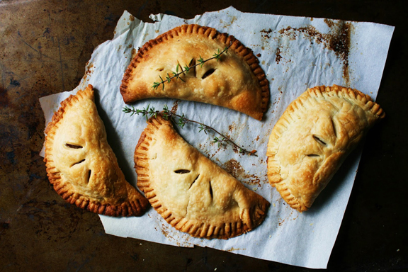 Beef Pot Pie Hand Pies - hearty, easy and delicious
