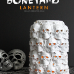 DIY Boneyard Lantern & More | Best Of The Weekend Party