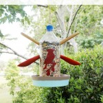 DIY Bird Feeder | Summer Crafts With Kids