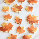 Decorative Fall Cookies & More | Best Of The Weekend Party