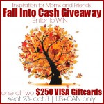 Free Fall Printables | FALL into Cash $500 Giveaway