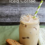 Easy Vietnamese Style Iced Coffee